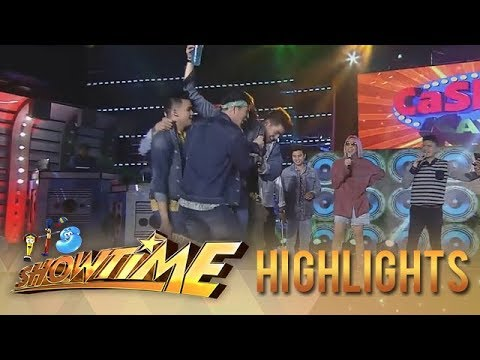 It's Showtime Cash-Ya: Team Boys fails to finish the challenge