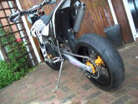 ktm 125 supermoto 125sm 125exc 2008 supermotard for sale. Black Bedroom Furniture Sets. Home Design Ideas