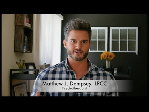 Matthew J. Dempsey On Gay Men And body Image video