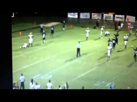 Denzel Hanna 2013 highlights WR Dr Phillips High School
