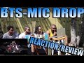 MIAMI !!! BTS (방탄소년단) 'MIC Drop (Steve Aoki Remix)' REACTION/REVIEW MP3
