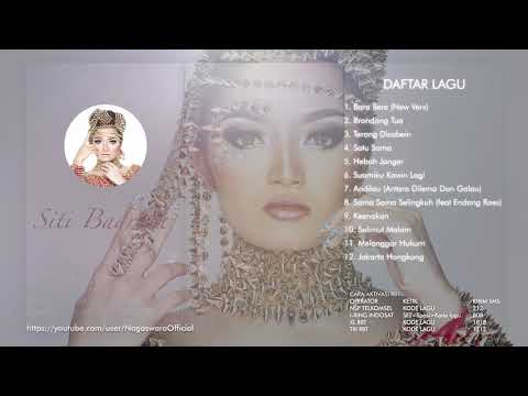 Siti Badriah - Satu Sama (Full Album)