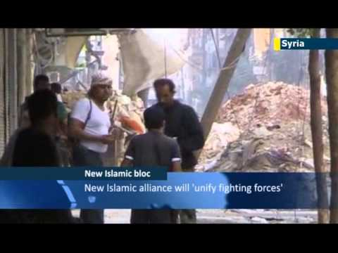 Syrians rebels forming new Islamic alliance: infighting among anti-Assad forces continues