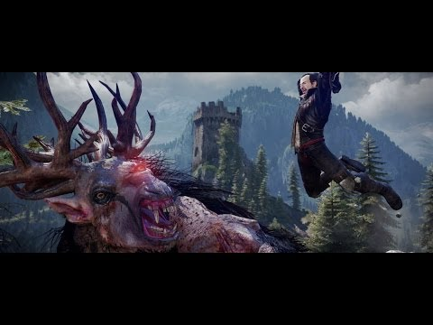 The Witcher 3: Wild Hunt - The Sword of Destiny E3 2014 Trailer