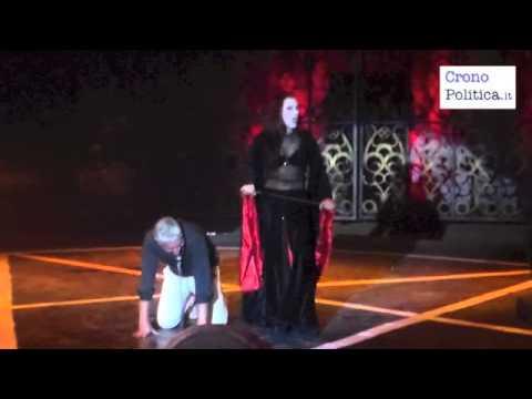La prima del 'Circo degli Orrori' a Palermo: