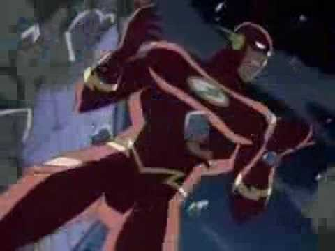 The Flash - Speed Force