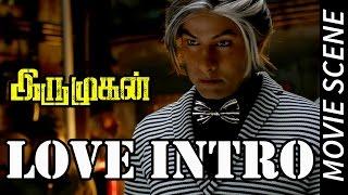 Iru Mugan - Love Intro  Scene | Vikaram | Nayantara | Nithya Menon | Harris Jayaraj