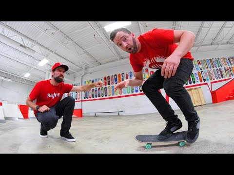 Can You 900 Flip A Kid Skateboard!?