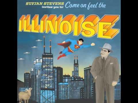 Sufjan Stevens - The Tallest Man The Broadest Shoulders