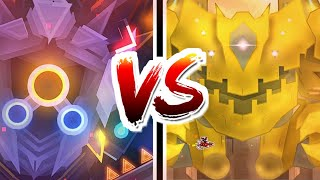 The Eschaton VS The Mayhem War | Geometry Dash BEST LEVELS |