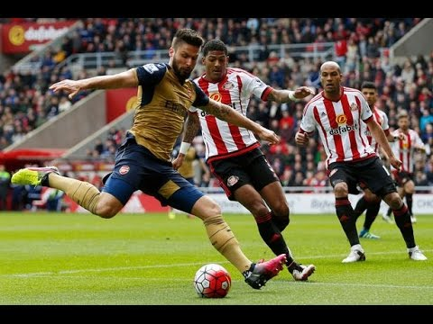 Arsenal v Sunderland 0-0 | Player Ratings, Look Away Now Olivier Giroud!