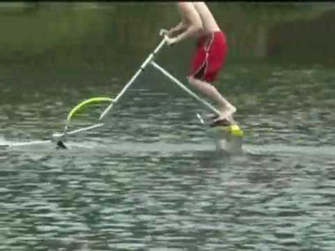 HAVE YOU EVER SEEN THIS? WATER GLIDER, WATER SKIPPER, WATER WALKER FOR SALE Music Videos