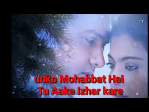 Bekhudi Ki Zindagi Hum Jiya nahi karte Fanaa shayari for heart touching( WhatsApp status videop