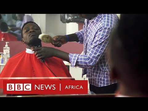 On the road with Bobi Wine, Uganda's 'ghetto president' - BBC Africa