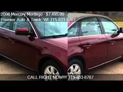 2006 Mercury Montego Luxury - for sale in Chippewa Falls, WI