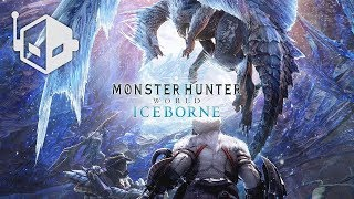 [E3 2019] Monster Hunter World: Iceborne PS4 Pro Banbaro Hunt Gameplay