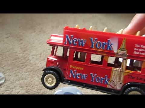 Bus Reviews! Part 1