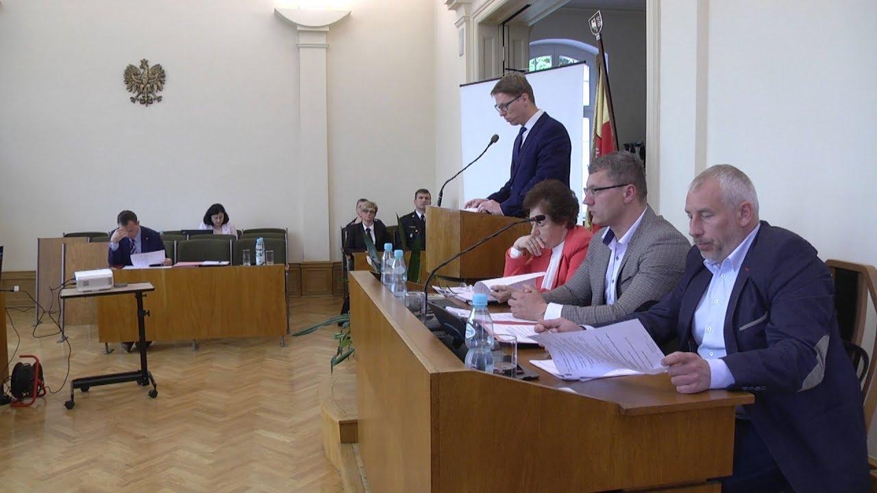 XIV sesja Rady Miejskiej, część II