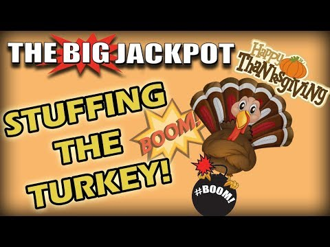 🦃 Happy Thanksgiving from The Big Jackpot! 🦃 Massive Booms at the end!!!