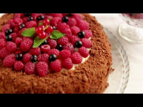 Торт шоколадный торт простой рецепт