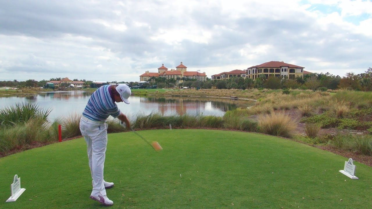GOLF SWING 2012 - RICKIE FOWLER DRIVER - DTL & SLOW MOTION ...