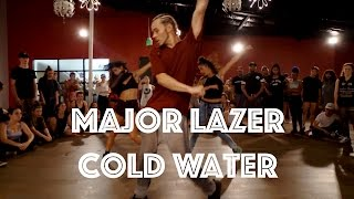 Major Lazer Cold Water feat Justin Bieber M Hamilton Evans Choreography
