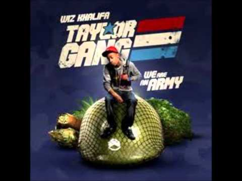Wiz Khalifa- Taylor Gang ft Chevy Woods (Dirty)