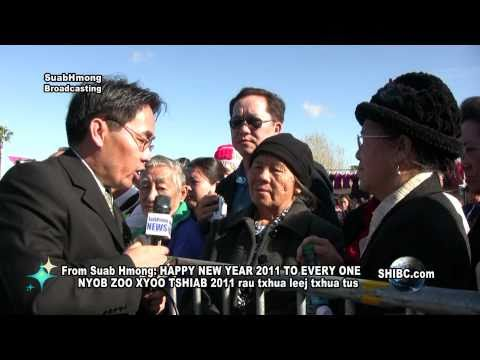 Suab Hmong Broadcasting Greeting HAPPY NEW YEAR 2011 to all
