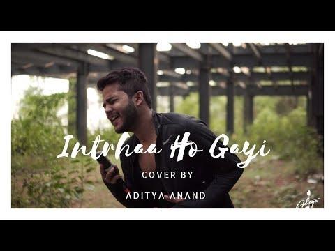 Inteha Ho Gayi | Aditya Anand | Cover | Kishore Kumar | Amitabh Bachchan