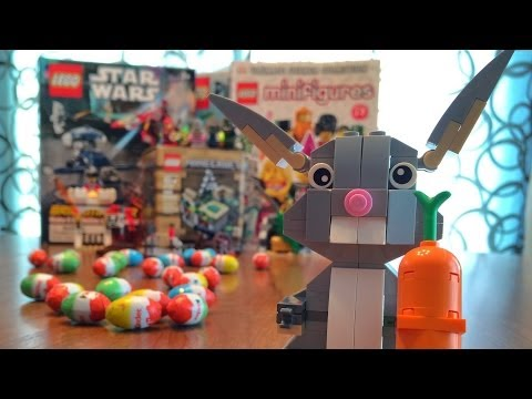 Lego Haul - Minecraft, Star Wars, Minifigures