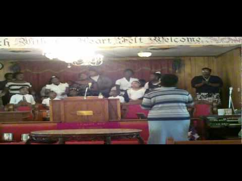 THE GREAT I AM  - ST MARY # 2 YOUTH CHOIR MCCOMB MS