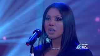 Toni Braxton Long As I Live Hdtv Live Show