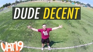 "Dude Decent: ""Trick"" Shots [Dude Perfect Parody]"