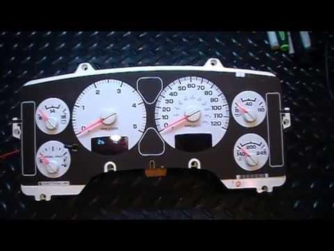 2006 Dodge Ram Truck Tachometer Rpm Gauge Repair Service