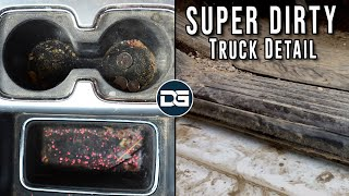DUALLY DETAIL | How To Detail A Big Truck