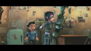 Astro Boy (2009 movie) - latest full trailer (HD)