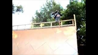 matt dove//backyard vert ramp//home movies...