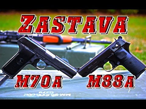 Zasatava M-70 & M88 Review - Guns.com