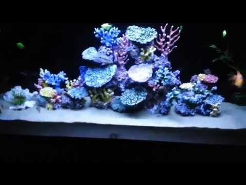 Artificial corals and reefs aquarium decorations for Artificial coral reef aquarium decoration