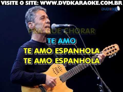Chico Buarque   Espanhola