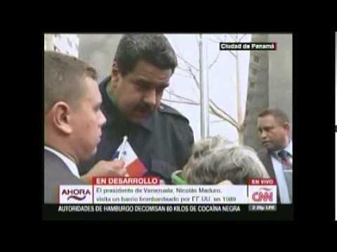 CNN sobre Maduro