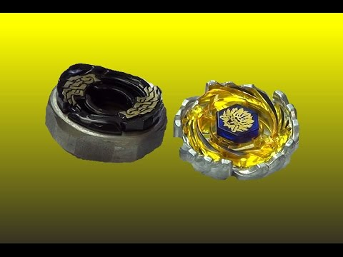 Beyblade Mechanic Papa Customized Beyblades Battle Wing Pegasis Vs ...