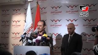 «نصر القفاص»: شعار «المصريين الأحرار» الفقر لازم نهزمه