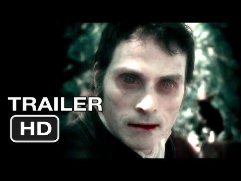 Abraham Lincoln Vampire Hunter Trailer #3 (2012) - HD Movie