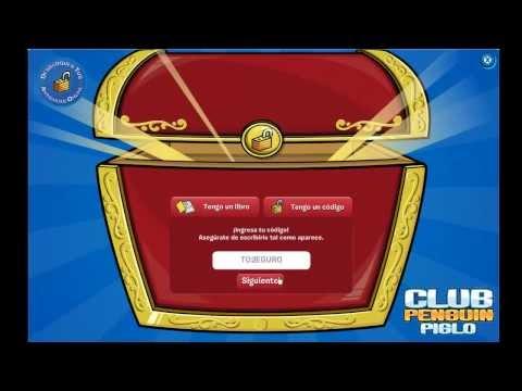 Club Penguin: El nuevo código reutilizable de laptop y el nuevo pin enero 2013