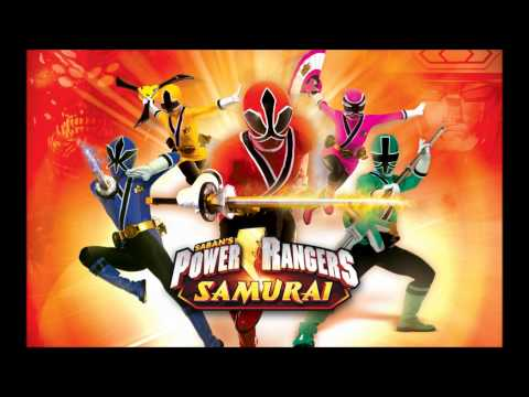 Power Rangers Samurai -Go Go Power Rangers!- Clean and Extended...