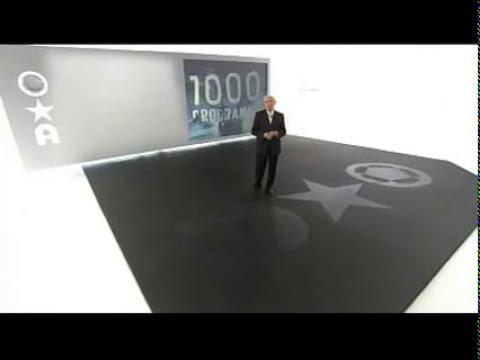 Futbol de primera 1000 programas (Presentacion)