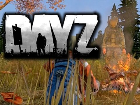 DayZ - Speedy's Grenade! (DayZ Standalone Funny Moments with The Crew!)