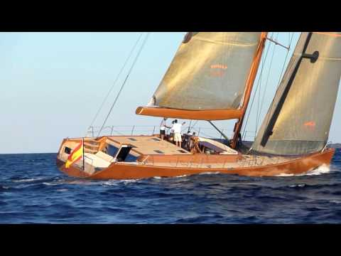 Wally Yacht 88.2 Tiketitoo Minorca