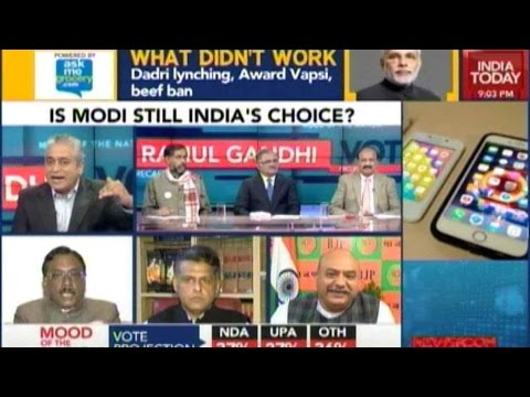 Mood Of The Nation: Karvy Insights Opinion Poll | Part 1